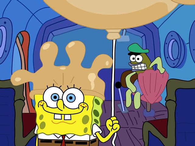 005 - Sponge bob