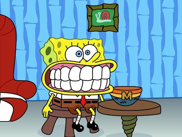 006 - Sponge bob