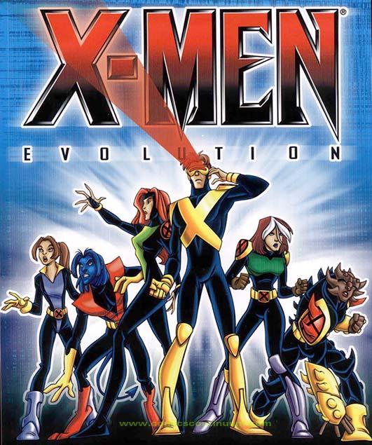 Afunkcom X Men Evolution Pictures Posters Wallpaper